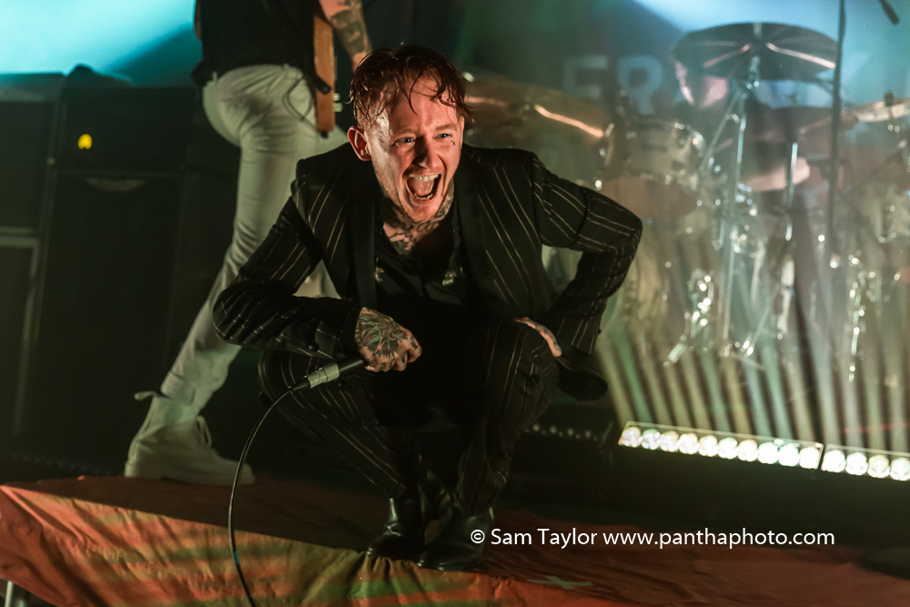 Frank Carter & the Rattlesnakes Wedgewood Rooms
